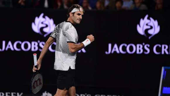 Federer venció a Wawrinka y jugará final del Australian Open