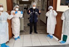 Coronavirus en Perú: 888.815 pacientes se recuperaron y fueron dados de alta