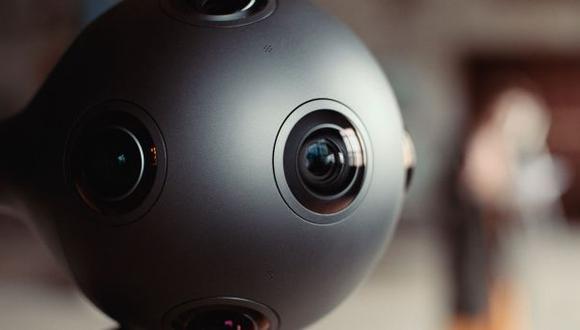 Nokia lanzará una cámara de realidad virtual en forma de esfera