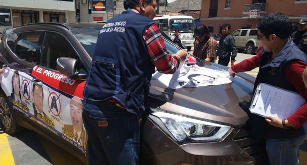 Fiscalía intervino a 28 en diversas regiones durante elecciones