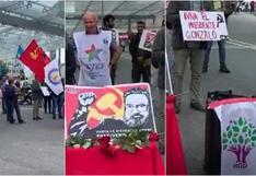 ¿Qué es el SYKP, el partido extremista turco que homenajeó al terrorista Abimael Guzmán en Suiza?