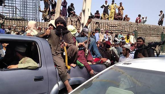 El Talibán está bajo presión para contener a los extremistas del Estado Islámico, en parte para cumplir su promesa con la comunidad internacional de que evitarán los ataques terroristas desde territorio afgano. (Foto referencial: AFP)