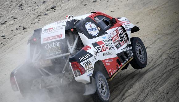 El Dakar 2019 llega a su final. La penúltima etapa se desarrolló en Pisco. El qatarí Nasser Al-Attiyah se impuso en la categoría autos y prácticamente está por convertirse en el ganador del rally. (Foto: AFP)
