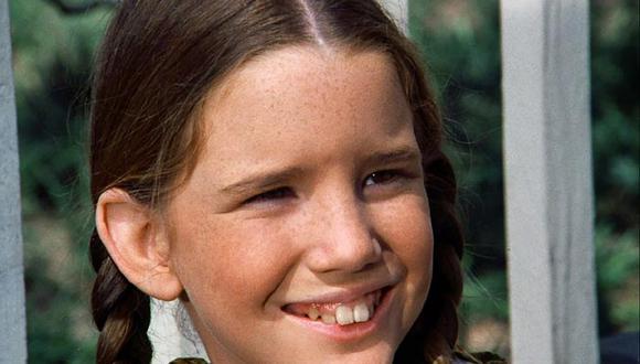 Melissa Gilbert interpretó a Laura Ingalls, la hija de Charles Ingalls, en el exitoso programa (Foto: La familia Ingalls / NBC)