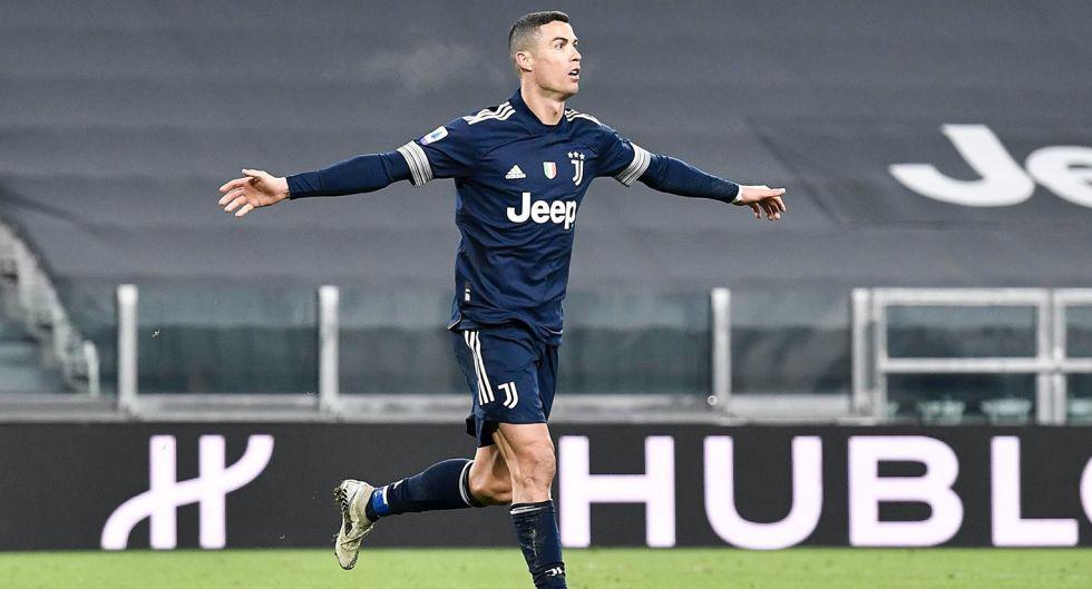 Cristiano Ronaldo comanda la lista de los 10 máximos goleadores en la historia. (Foto;: AFP)