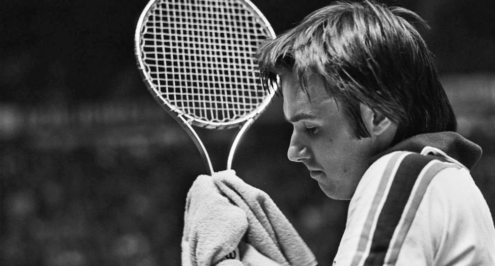 7- Jimmy Connors, 31 años -US Open 1983. (Foto: Internet)