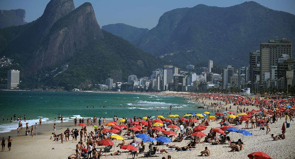 Río de Janeiro cumple 450 años: Las postales de esta maravilla - 1