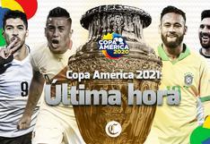 Copa América 2021: últimas noticias para este sábado 12 de junio