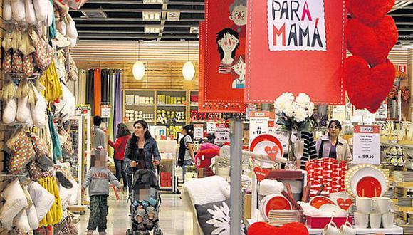 Empresas proyectan crecer a doble dígito en Día de la Madre