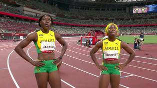 Tokio 2020: Thompson-Herah deslumbra en 100 metros femeninos y logra medalla de oro para Jamaica