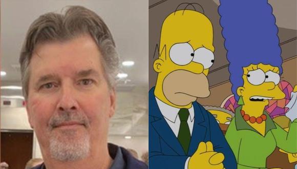 """David Richardson, escritor de """"Los Simpson"""" y """"Malcom el de en medio"""", falleció a los 65 años. (Foto: Industry Entertainment/Fox)"""