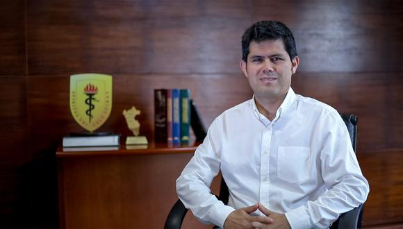 Jaime Miranda es director de CRONICAS Centro de Excelencia en Enfermedades Crónicas de la UPCH. (UPCH)