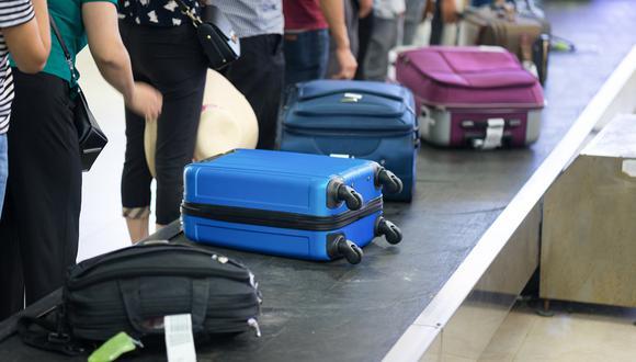 La pérdida de la maleta es algo que puede arruinar tus vacaciones. (Foto: Shutterstock)