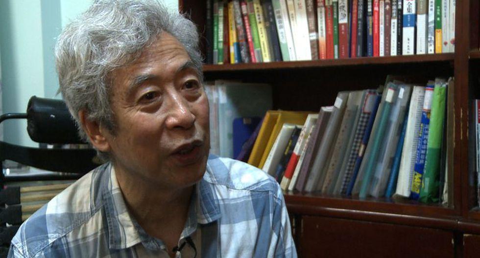 China: Arrestan a disidente Sun Wenguang mientras era entrevistado en directo en televisión.