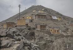 """Alcalde Muñoz sobre cerro San Cristóbal: """"Hay amenazas de invasiones"""""""