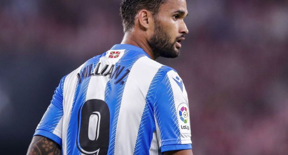 Willian José es una de las prioridades del Barcelona. (Foto: Agencias)