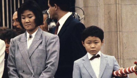 La insalvable distancia entre Keiko y Kenji da pie a una aproximación freudiana e histórica a las rivalidades fraternas que ocupan la escena pública.