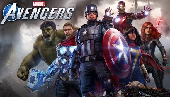 Marvel's Avengers. (Difusión)