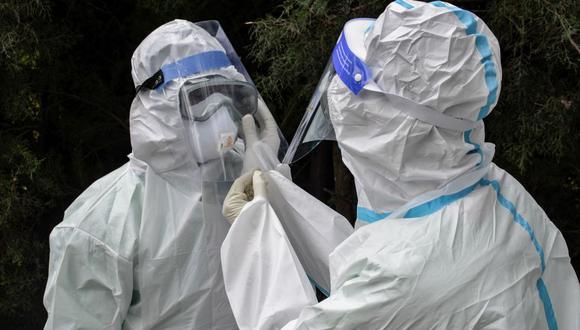 """Alerta de la OMS: la pandemia de coronavirus puede """"ir a peor"""" por errores de los gobiernos. (Foto: Brian ONGORO / AFP)."""