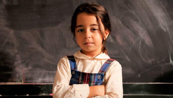 """Beren Gokyildiz es la talentosa niña que interpreta a Öykü en """"Mi hija"""". (Foto: Getty Images)"""