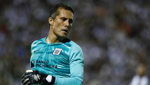 Leao Butrón se despidió de Alianza Lima luego del descenso a la Liga 2. (Foto: GEC)