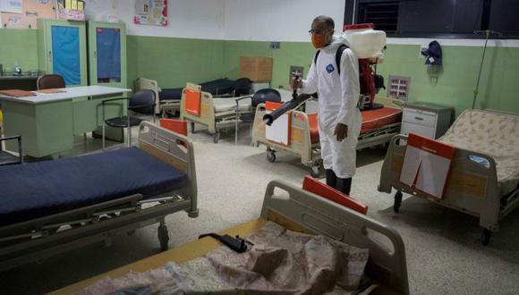 Coronavirus en Venezuela   Últimas noticias   Último minuto: reporte de infectados y muertos hoy, jueves 17 de setiembre del 2020   (Foto: EFE/Rayner Pena R / Archivo).