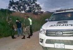 Junín: policía es asesinado de un disparo tras intervenir a dos sujetos en motocicleta