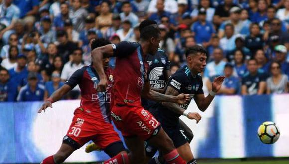 Emelec vs. El Nacional se miden por la fecha 13 de la Serie A de Ecuador. (Foto: Twitter)