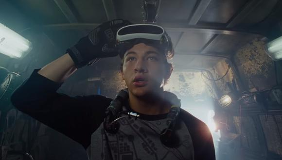 """En """"Ready Player One"""", dirigida por Steven Spielberg, Tye Sheridan tiene que ser un héroe dentro y fuera de internet. (Fuente: Warner Bros.)"""