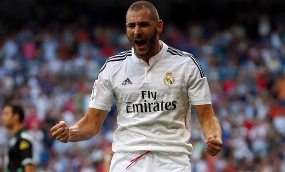 Real Madrid vence al Córdoba con este gol de Karim Benzema