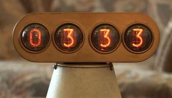 Thomas Bromley creó su reloj digital en 1961.