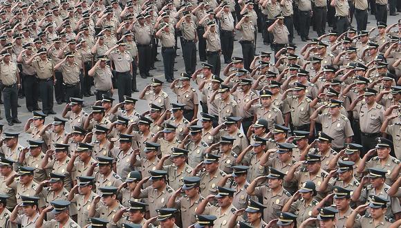 Gobierno oficializa nuevos cambios en la cúpula policial