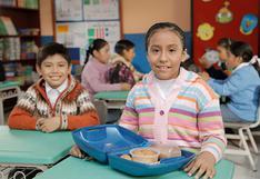 Minedu recomienda adoptar medidas por heladas y friaje para que alumnos puedan seguir estudiando