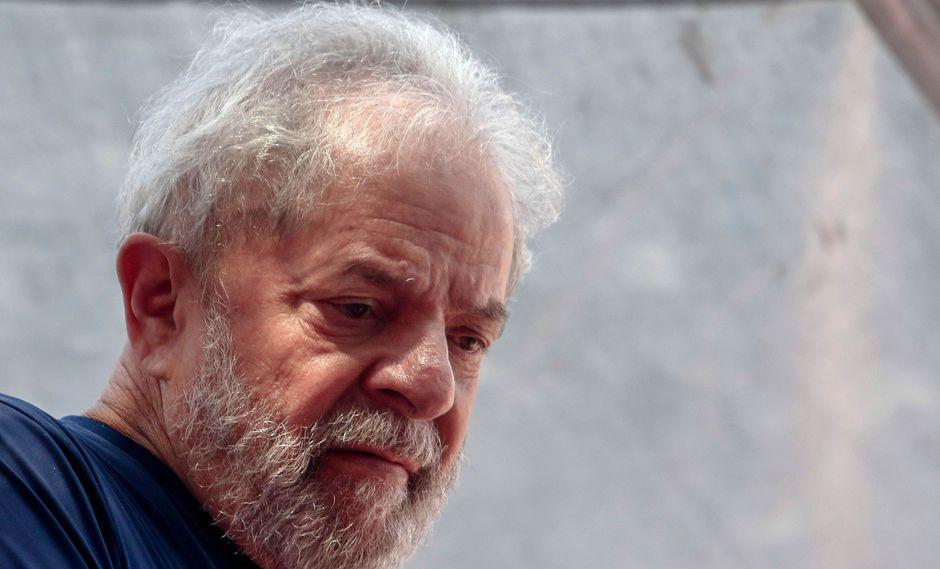 Lula da Silva. (AFP).