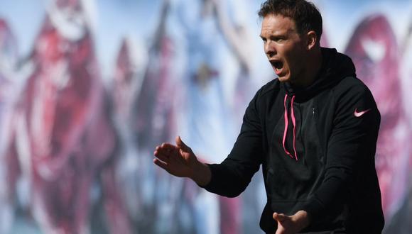 Julian Nagelsmann puede ser el entrenador de Bayern Múnich en la próxima temporada. (Foto: Reuters)