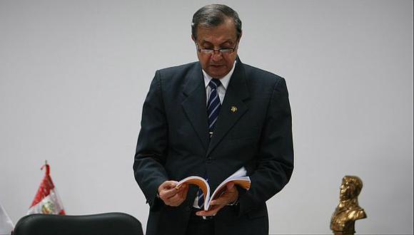 Daniel Mora minimizó denuncia contra Toledo por Interoceánica