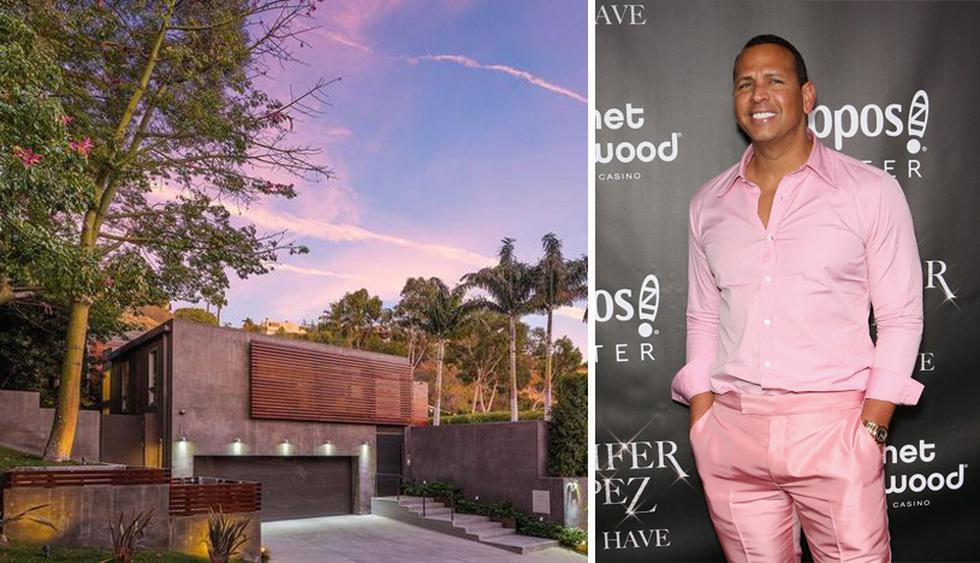 La mansión de Los Ángeles de Alex Rodríguez está en venta por US$ 6.5 millones. (Foto: The MLS)