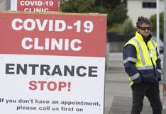 Nueva Zelanda registró su primer caso comunitario de coronavirus en dos meses