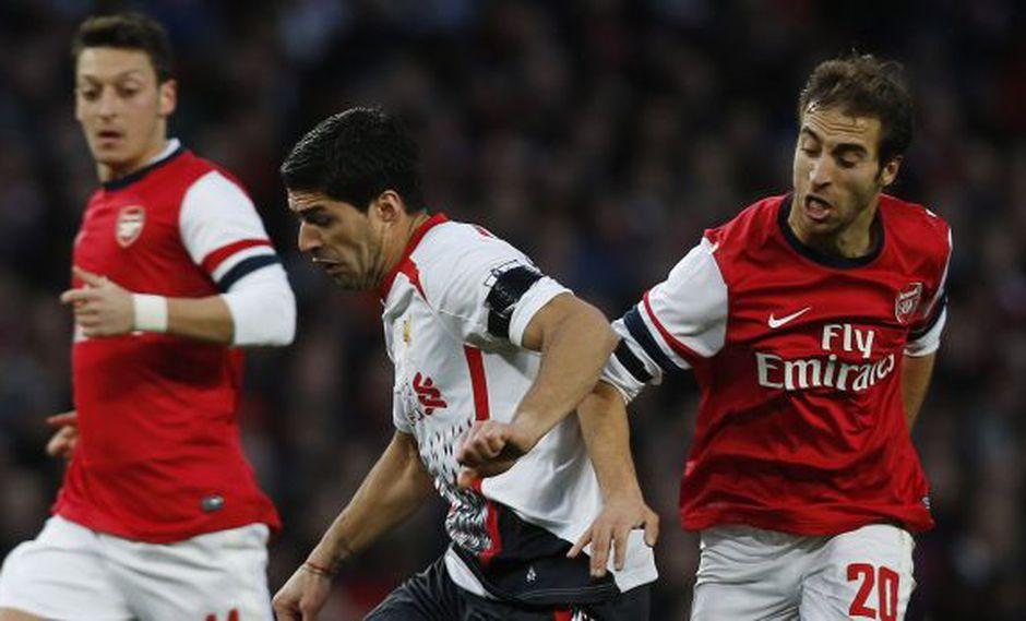Sepa las razones de la venganza del Arsenal sobre el Liverpool