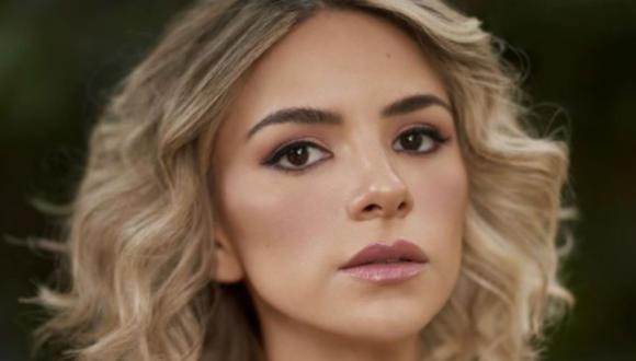 """La actriz ecuatoriana se hizo conocida por interpretar a la Nena en la teleserie """"3 familias""""  (Foto: Bárbara Najas / Instagram)"""