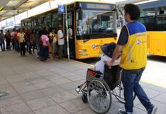 ATU: más de 6.400 personas con discapacidad severa pueden movilizarse gratis en Corredores Complementarios y Metropolitano