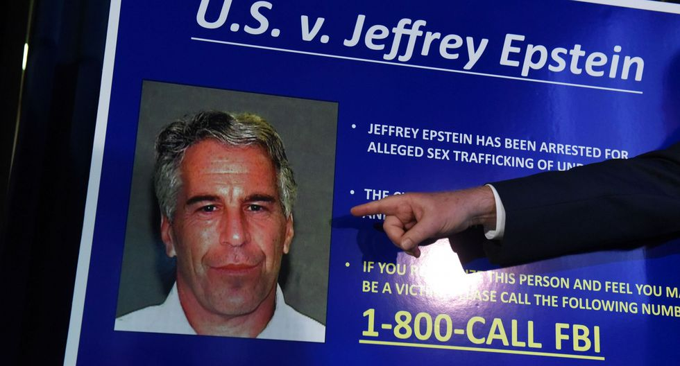 Jeffrey Epstein se suicidó: quién era el multimillonario amigo de Donald Trump y Bill Clinton acusado de tráfico y abuso sexual. (AFP).