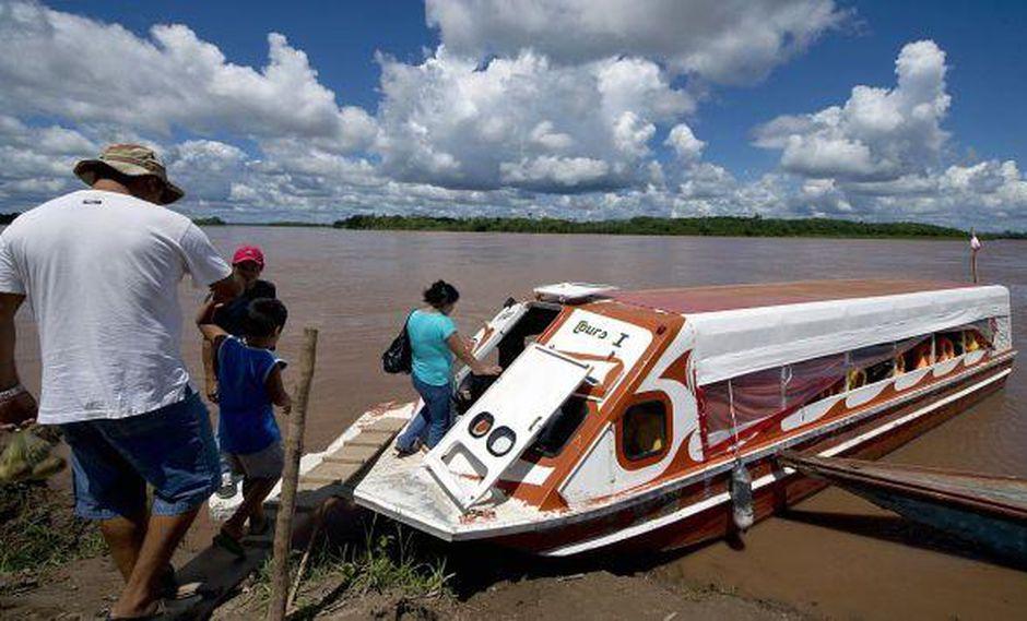 Llegar de Pucallpa a Iquitos puede hoy tomar más de cinco días. Con la hidrovía, el Ministerio de Transportes y Comunicaciones espera reducir los tiempos de navegación en un 30% (Foto: archivo)