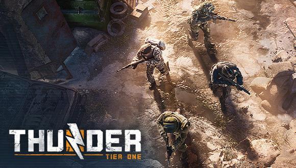 Thunder Tier One. (Difusión)