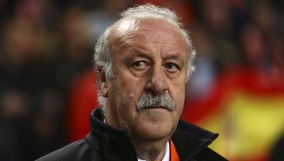 Selección española: Del Bosque convocó a estos 24 jugadores