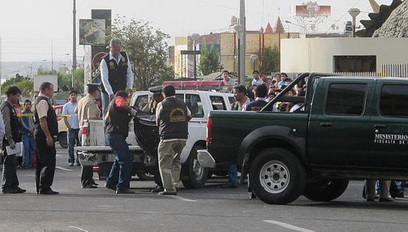 Barranca: sicarios acribillaron a joven en calle de Paramonga