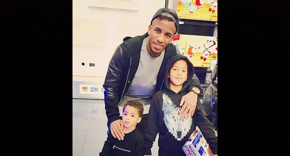 Jefferson Farfán y Melissa Klug tienen dos hijos en común: Jefferson Adriano y Jeremy.