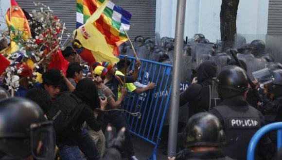 Paro nacional en Ecuador dejó 67 heridos y 47 detenidos