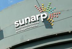 Sunarp: ¿Cuáles son los trámites registrales que puedes realizar sin salir de casa?