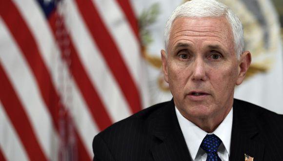 "Mike Pence pide ""liberación inmediata"" de empleados de Citgo presos en Venezuela. (AP)"